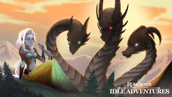 RuneScape Idle Adventures news image