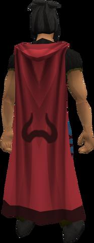 File:Zamorak cloak (Castle Wars) equipped.png