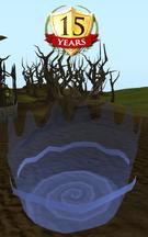 A strange portal