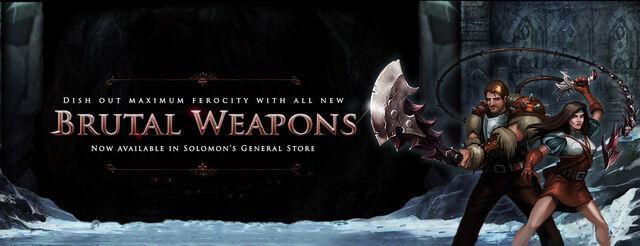File:Brutal Weapons banner.jpg