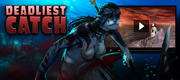 Deadliest catch homepage ad