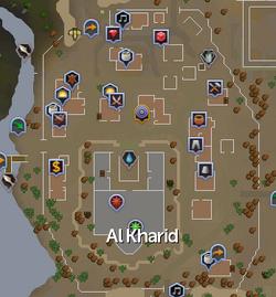 Al Kharid map