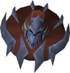 Duellist's cap (tier 4) detail
