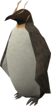 Penguin (brown) pet