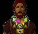 Radiant alchemist's amulet