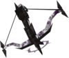 Ascension crossbow (shadow) detail