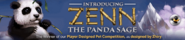 Zenn panda lobby banner