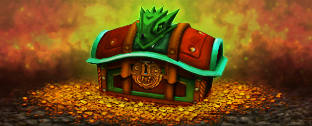 Dragon Chests update post header