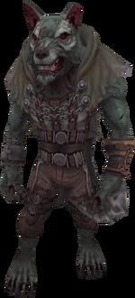 Jerrod (wolf)