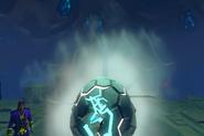 Stone of Jas explodes