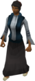 Saradominist priest's wife.png