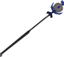 Water talisman staff