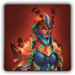 Kalphite Sentinel outfit icon (female)