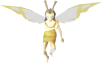 Fairy (broken leg)