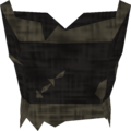 Zombie shirt detail
