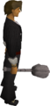 Ancient mace equipped.png