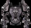 Malevolent cuirass (Third Age) detail