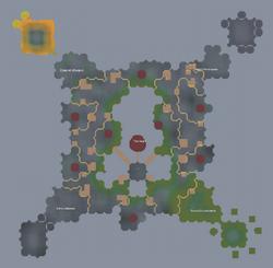Heart of Gielinor map