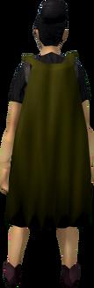 Fremennik cloak (brown) equipped