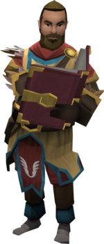 Armadylean quartermaster