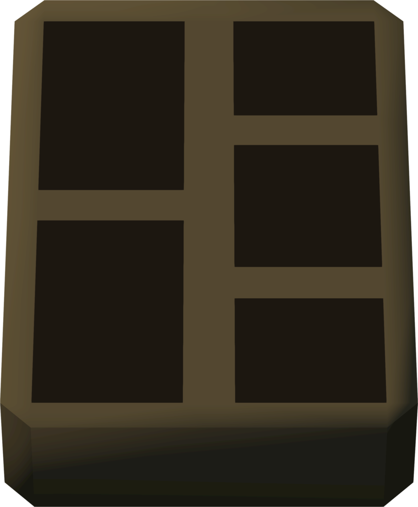 Standard tackle box detail
