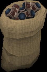 Moth jar bag
