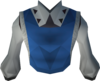 Musketeer's tabard (blue) detail
