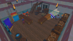 Goods of Menaphos interior