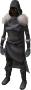Frostwalker outfit equipped (female)