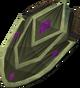 Wildercress shield detail