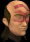 Bandosian head diviner chathead