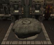 Furnished rc altar