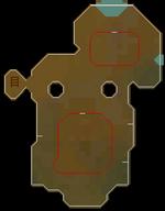 Rat Pits (Varrock) map