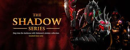 Shadow Series banner