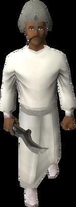 Bedabin Nomad Fighter