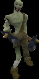 Zombie ranger
