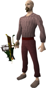 Serpentine 2h crossbow equipped