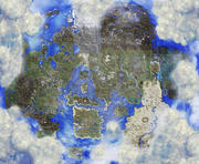 Gielinor map