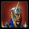 Saradominist war robes icon (female)