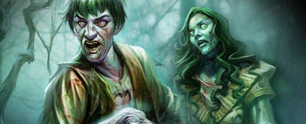 Walk like a Zombie update post header