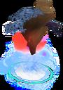Divine magic tree detail