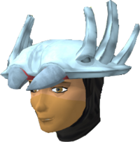 Mask of the White Wyrm chathead (update)