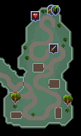 Crystal Cave location