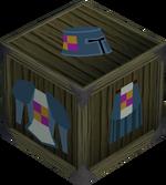 Rune heraldic armour set 3 (sk) detail