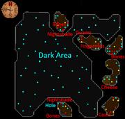 Skavid caves map