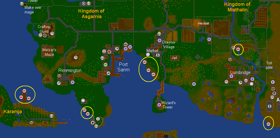 Fishing | RuneScape Classic Wiki | FANDOM powered by Wikia