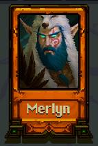Merlyn (Runestone Keeper)