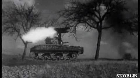 1944 M4 T34 Calliope