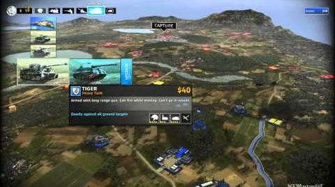 RUSE Mission 20 Riding With The Devil Gameplay Hard (Wargamer) Difficulty (1 4)