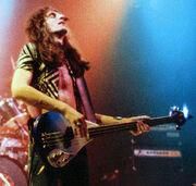 1969 Fender Precision, Blue